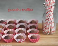 Ganache is, hands down, THE multi-tasker in the kitchen. With just a few ingredients, minimal time and zero special equipment, you've got the base for Black Magic Cake, Yummy Treats, Sweet Treats, Strawberry Jello, Filled Cupcakes, Macaron Recipe, Baking Cups, Chocolate Cream, Few Ingredients