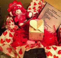 Homemade Valentine's Day Gifts