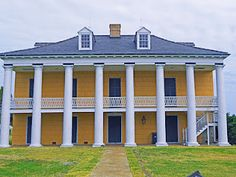 The Malus-Beauregard House is located outside of the city of New Orleans in Chalmette. This house sits on land where the Battle of New Orleans was fought in 1815. At the time, the land was a part of a large plantation, which was owned by the de Chalmet family. It was destroyed during the battle and the family was forced to sell it to the St. Amands brothers, who were free men of color. In the early 1800s, it was not uncommon for free people of color to own slaves and plantations in Louisiana.