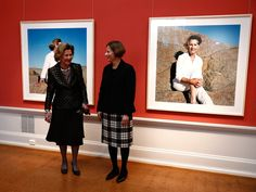 theroyalwatcher: Queen Sonja attended the opening of the exhibition of Mette Tronvoll's photos, some of which show the queen herself, at the National Gallery in Norway, March 2014 Princess Estelle, Princess Margaret, Princess Charlotte, Princess Of Wales, Queen Elizabeth Ii, Queen Anne, Royal Video, Royal Babies, Royal Weddings