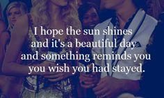 Taylor Swift - Last Kiss