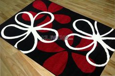 Pom Pom Crafts, Black Rug, Carpet, Kids Rugs, Colours, Quilts, Gray, Pattern, Ideas