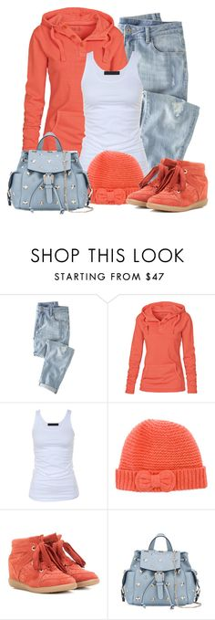 """Casual wear"" by gallant81 ❤ liked on Polyvore featuring Wrap, Fat Face, Tusnelda Bloch, Repeat, Isabel Marant and RED Valentino"