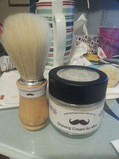 Shaving Cream, Soap Making, Alice