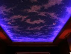 A Cosmic Star Ceiling is created using some simple pieces of equipment and special glow paint.   It is one of the most unusual and unique gifts that you can give your child and the best part about it is that it is created by you personally.   You will soon learn how to create realistic looking stars, the Milky Way, planets and shooting stars.   As a personal touch why not include your child's birth constellation too?       http://cosmicstarceiling.com/ceiling_guide/?hop=superdad76