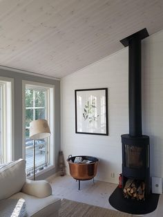 Interior Design Kitchen, Interior And Exterior, Interior Decorating, Summer House Interiors, Haus Am See, Modern Tiny House, Cozy House, Home Fashion, Interior Architecture