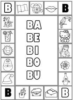 B Preschool Teacher Resume, Math Literacy, Teacher Resources, Speech Language Therapy, Speech And Language, Korean Writing, Science Words, Education And Development, Alphabet Worksheets