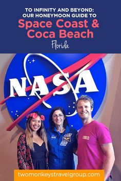 To Infinity and Beyond: Our Honeymoon Guide to Space Coast and Cocoa Beach, Florida