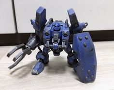 HGTO MW-01 MOBILEWORKER LATETYPE Rambaral used Weathering 작업기도 아니...