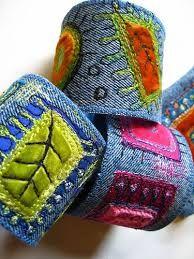 Resultado de imagen de bisuteria crochet