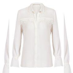 Procurando alguma Peça ?   Blusa Manga Longa Franjas  Off White  COMPRE AQUI!  http://imaginariodamulher.com.br/look/?go=2g27RO7  #comprinhas #modafeminina#modafashion  #tendencia #modaonline #moda #instamoda #lookfashion #blogdemoda #imaginariodamulher
