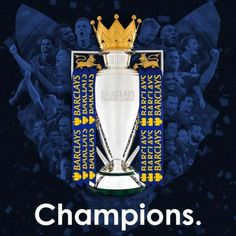 Leicester City. Champions of England.