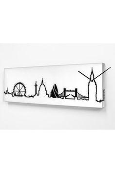 Progetti Skyline London Clock