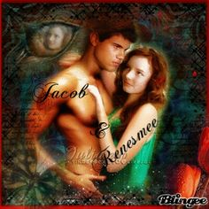 Twilight breaking dawn pt 2 Jacob and Renesmee