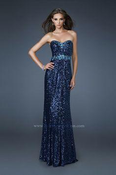 La Femme 18659 #LaFemme #gown #cocktail #elegant many #colors #love #fashion #2014