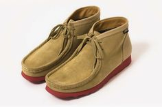 Clarks Originals Wallabee GORE TEX by nanamica