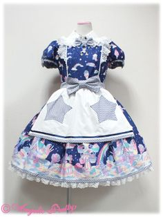 angelic pretty Milky★Planetワンピース2013