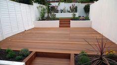 marabou hardwood deck - Google Search
