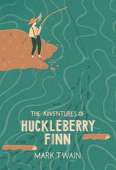 18th of February 1885 Mark Twain's Adventures of Huckleberry Finn was published in the United States.