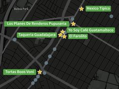 Here's what Yelp reviewers recommend besides the places you've probably heard of (hint: go south on Mission Street.)