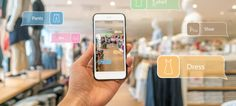 A New Reality for Retail: How AR/VR is Transforming the Customer Experience Digital Retail, Augmented Reality Technology, Ar Platform, Consumer Behaviour, Immersive Experience, Power To The People, Mobile Application, Application Development, Educational Technology