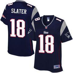 075d200d4 NFL Pro Line Women's New England Patriots Matthew Slater Team Color Jersey  - $99.99 nfl jersey