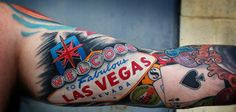 Las Vegas Tattoo More