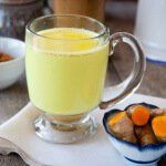 Turmeric milk is a traditional Indian drink. It is also called the golden milk. Read on to know how to prepare and benefits of turmeric milk for beauty.