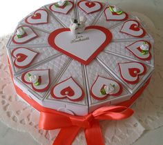 Cake Boxes, Painting For Kids, Wedding Cards, Stampin Up, Christmas Cards, Birthday Gifts, Gadgets, Quilting, Presents