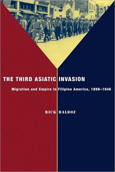 Powerful book about the struggles faced by Filipinos coming to America in the early 1900s, a time during which immigration from all other Asian countries was highly restricted and Anti-Asian sentiment in America was at its zenith.