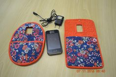 Porta carregador de celular