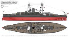 "USS ,,Nevada"" BB-36 (1941)"