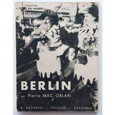 Berlin,by Pierre Mac Orlan