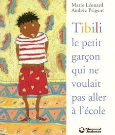 Tibili, le livre !