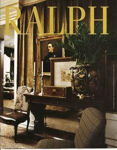 Ralph Lauren Interiors | ... Ralph Lauren Ralph Lauren Papel de parede da marca Ralph lauren Ralph