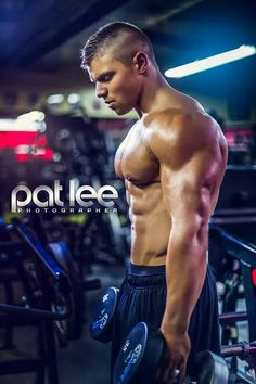 Photographer, videographer, and designer based in Chicago. Pat Lee, Gym Boy, Male Chest, Big Guys, Video Photography, Male Body, Gorgeous Men, Mens Fitness, Fitspiration