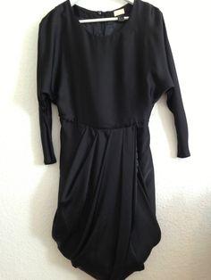 Kleid petrol h&m