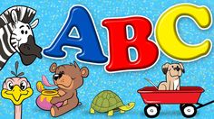 Help children learn their ABC's and the sounds each letter makes this fun animated song.