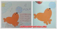 mural-foca-bola-nariz-vinicius-toquinho-animais-selvagens-atividade-manual-coracoes.jpg (674×346)