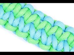 "How to Make the ""Dualing Arrows"" Paracord Survival Bracelet - BoredParacord - YouTube"
