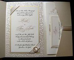 Pocketfold invitation