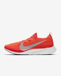 newest 544f2 998c7 Nike VaporFly 4% Flyknit Unisex Running Shoe Running Nike, Running Shoes,  Sneakers Nike