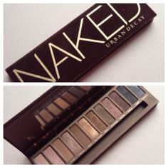 Urban Decay Naked Eyeshadow Palette http://aprettytrippyblog.com/2014/01/17/the-perfect-eyeshadow-palette-tag/