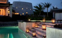 30. Rosewood Mayakoba, Playa del Carmen, Mexico  Travel and Leisure World's Best Hotels 2016