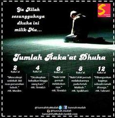 Sunnah-Sunnah Ramadhan #7    Jumlah Raka'at Shalat Dhuha   Silahkan bergabung dengan medsos #SIM: -BBM: 7DADD559 -Facebook: Sunnah Mudah -Instagram: sunnah.mudah -Blog: sunnahitumudah.tumblr.com -Twitter: @sunnahitumudah -Pinterest: www.pinterest.com/sunnahitumudah  #Sunnah Itu Mudah Batman Joker Wallpaper, Joker Wallpapers, Islamic Inspirational Quotes, Islamic Quotes, All About Islam, Learn Islam, Prayer Verses, Muslim Quotes, Muslim Girls
