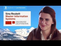 Master in Information Systems an der Universität Liechtenstein