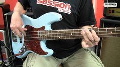 Fender Custom Shop 1962 Jazz Bass Relic RW DB