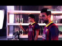 2013-10-17 'Making of' Som el que Mengem - FC Barcelona - 'Making of' de l'espot de 'Som el que mengem' amb Ruscalleda, Cesc i Bartra