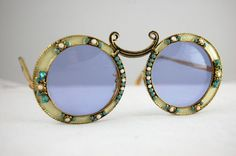 Vintage Christian Dior Sunglasses / by FrocksnFrillsVintage, $535.00