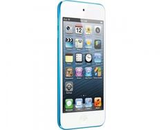 Apple iPod Touch 64GB 5th Generation - Blue.  Buy Now for $404.99 and receive 4 Voucher Bids!